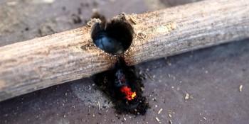 hand drill coal